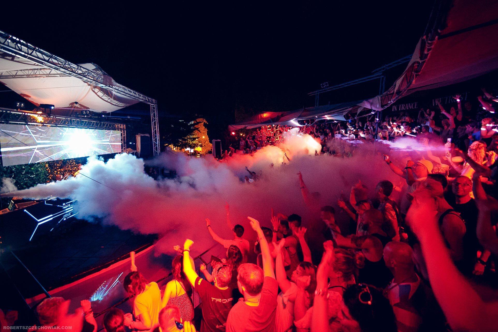 Captured Festival Benimussa Park San Antonio Ibiza